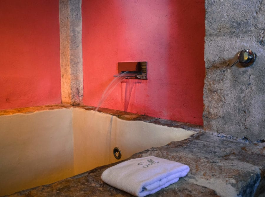 Suite idromassaggio | Borgo San Marco 2