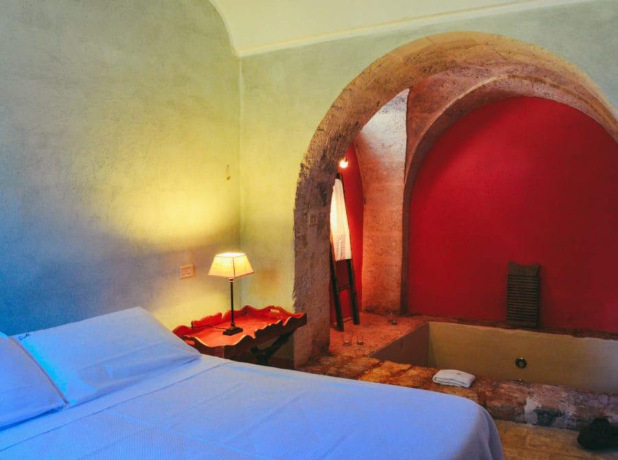 Suite idromassaggio | Borgo San Marco 6